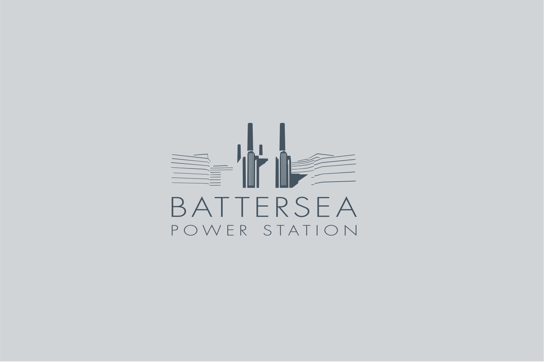 Battersea Power Station Logo