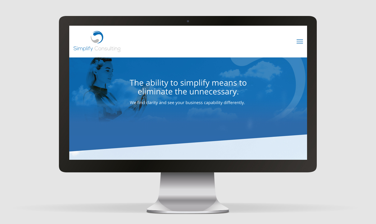 Simplify Consulting Home Page