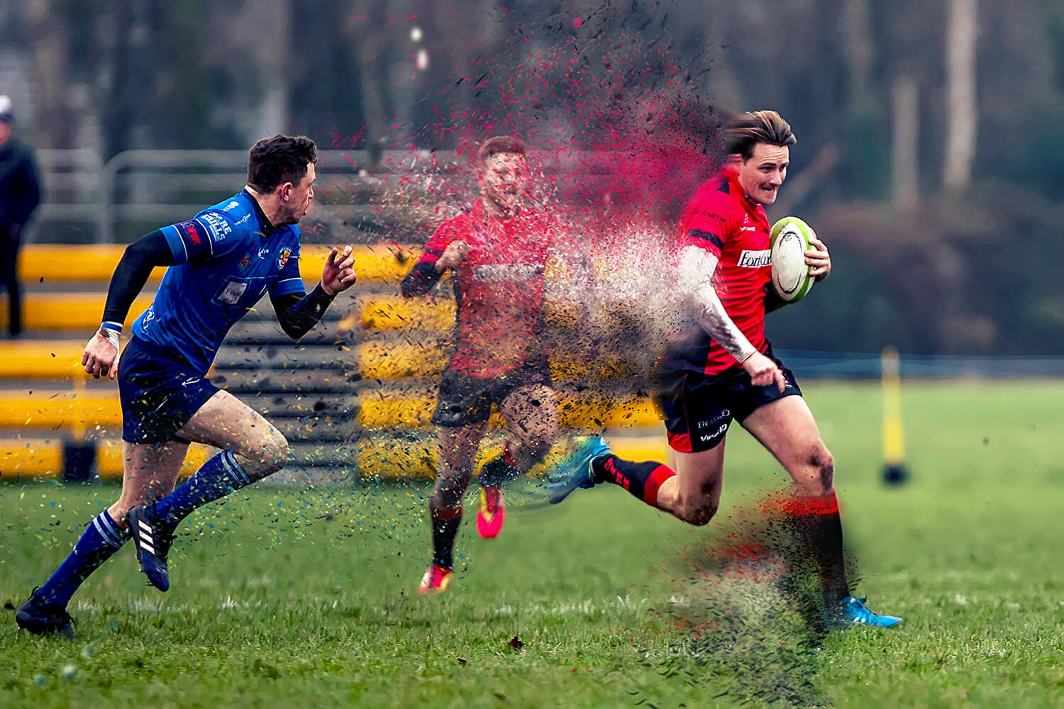 Bournemouth Rugby Club Player